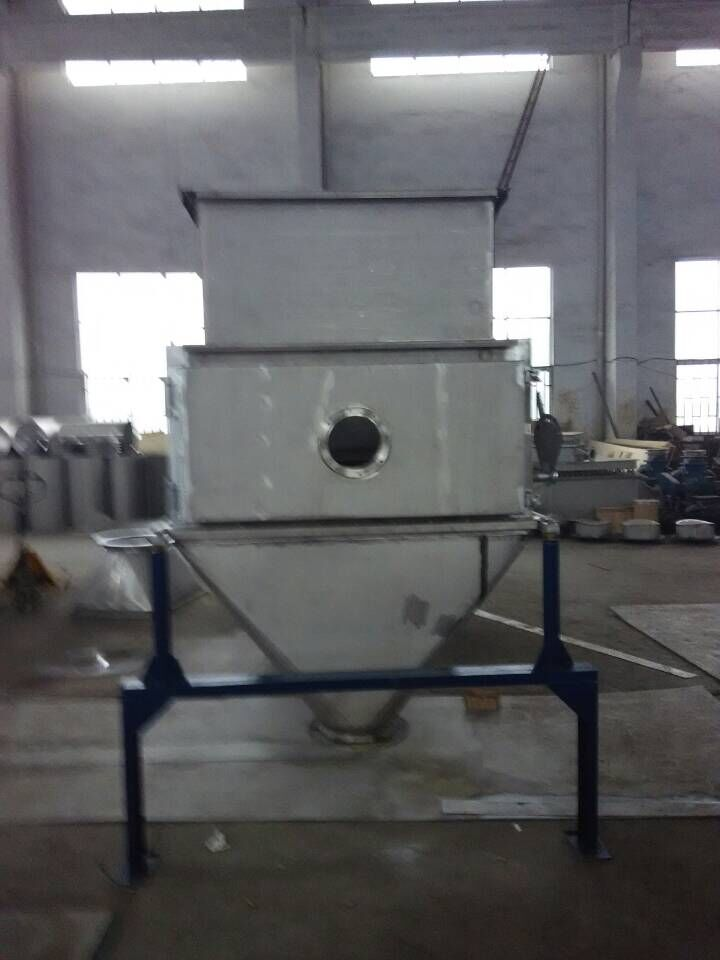 Crystallizer for cleaning spinneret for Recycled Polyester Staple Fiber Production Line