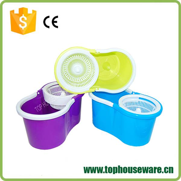 100% New PP Material Hot Selling 360 Magic Mop/ Spin Mop