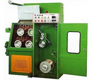 JCJX-24D(24DA) Fine copper wire drawing machine