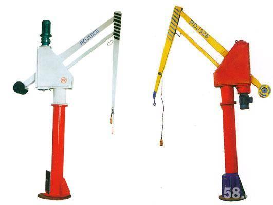 PDJ Model Jib Crane(Balanceable lever crane)
