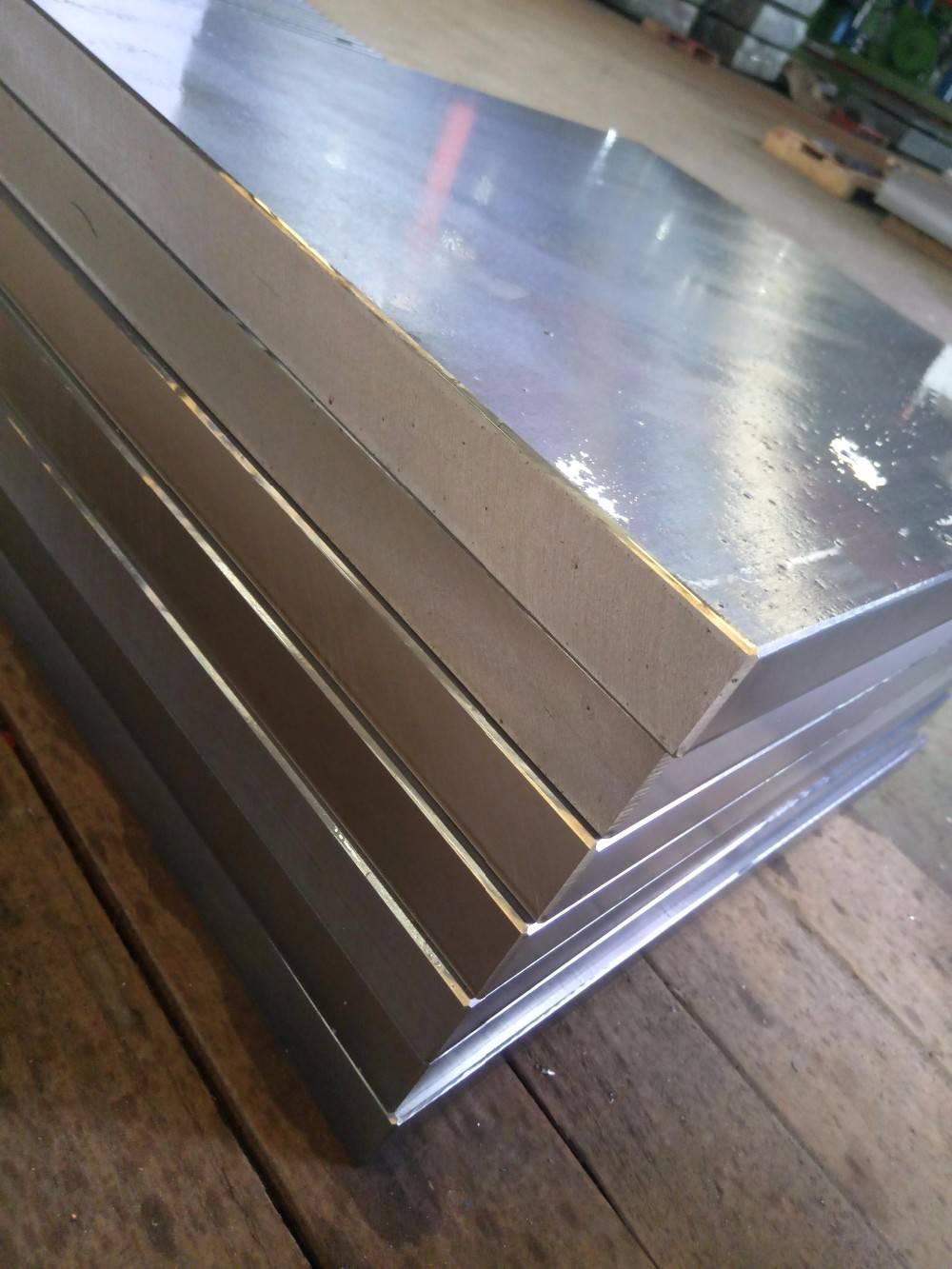 milled surface C45 plate