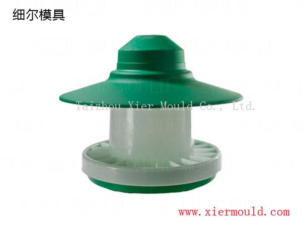 Plastic chicken feeder drinker mould