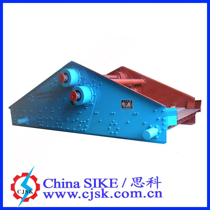 ZKR Dewatering Linear Vibrating Screen