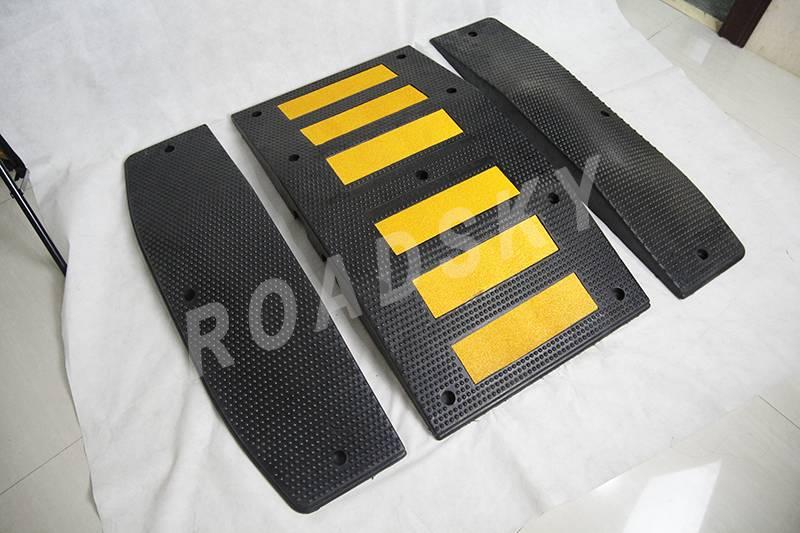 Roadsky Rubber Speed Bumps