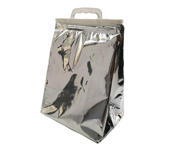 Blank aluminium foil thermal bag with epe foam