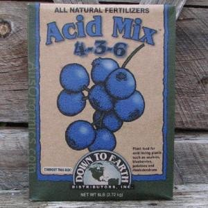 Acid Mix 4-3-6 Fertilizer