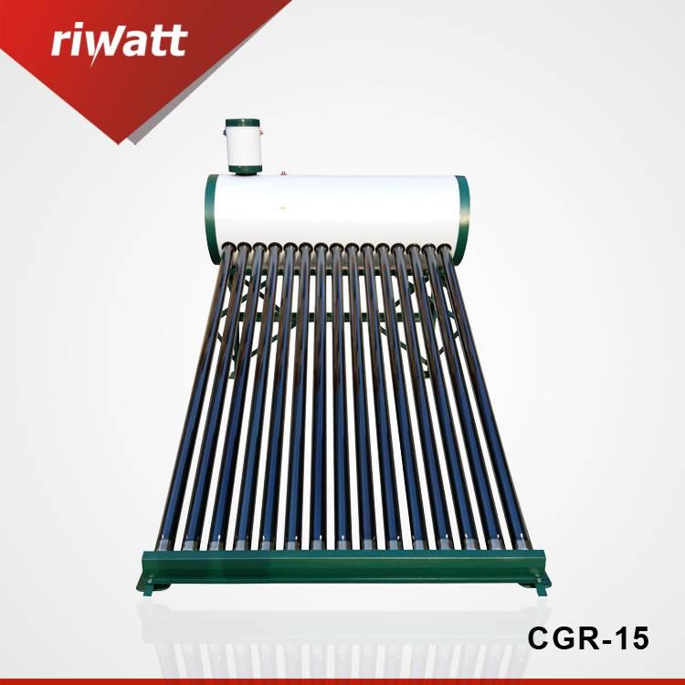25 degree galvanized steel bracket solar water heater