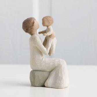 Polyresin Mother's day figurine