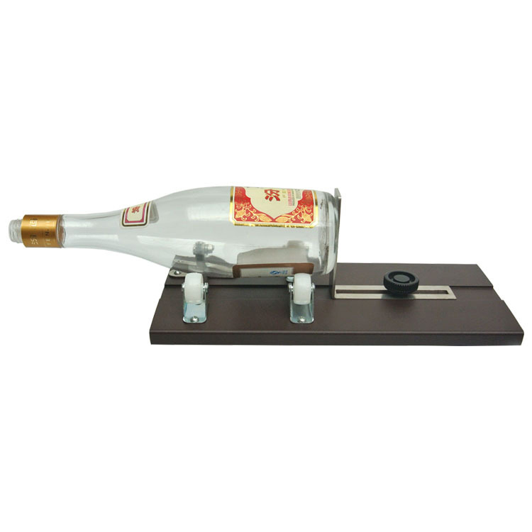 Cutting Glass Bottle Cutter With Adjustable Track System