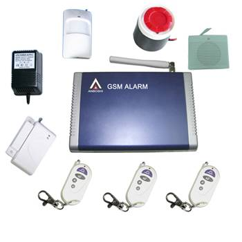 Offer GSM Wireless burglar alarm system