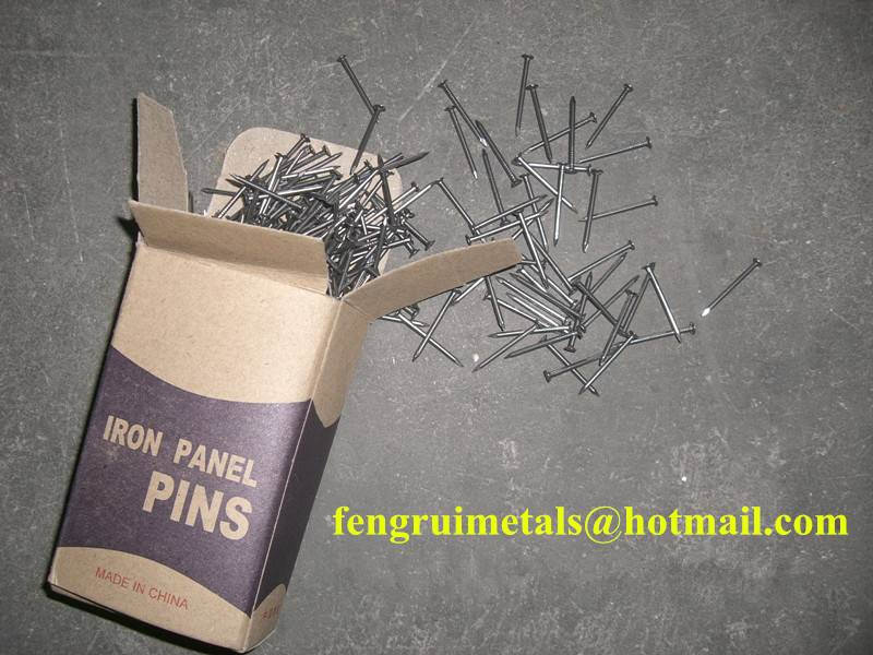 Power brand iron panel pins