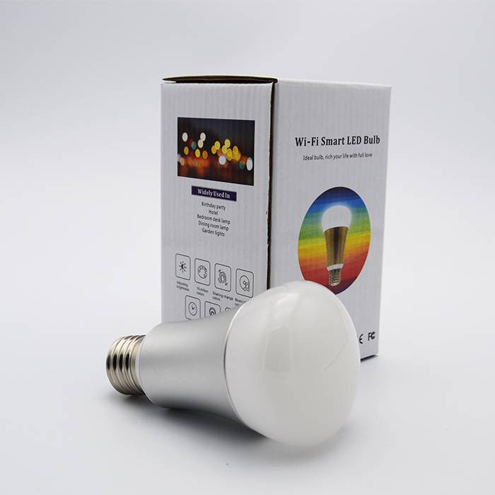 Hua Fan Qin Lu High Quality Wireless Control WiFi Smart Bulb
