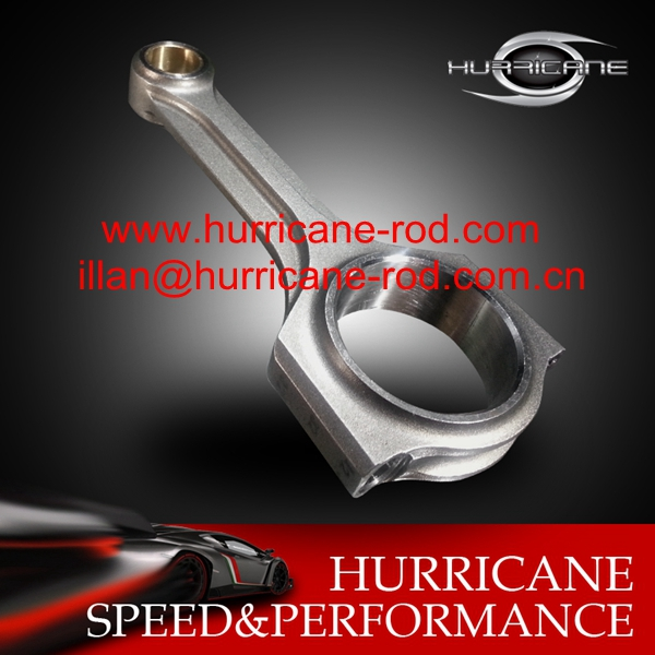 Hurricane 164 x 20mm Forged Rods for R32 and VR6 w/ 3/8""