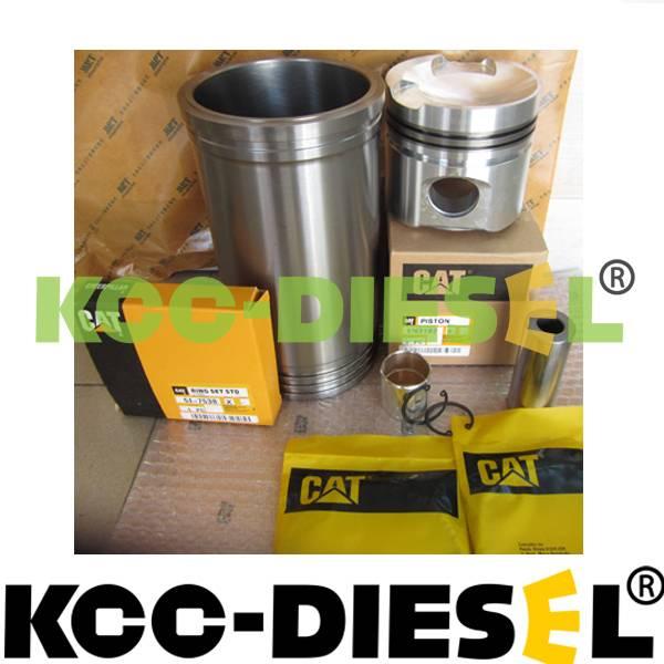 Komatsu S6D140 cyliner liner, caterpillar C9 cylinder liner, cummins N14 cyliner liner