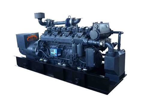 CE approved 500KW generator