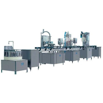 3000 Bph Line Type Bottle Washing Filling Capping Machine / Water Bottling Machine