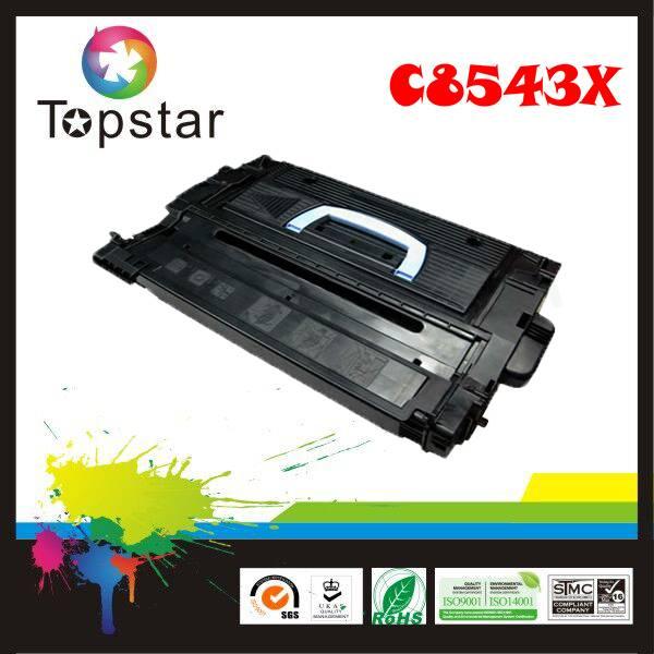 Hot Laser toner C8543X compatible toner cartridge for HP 8543 toner cartridge 8543 for HP printer La