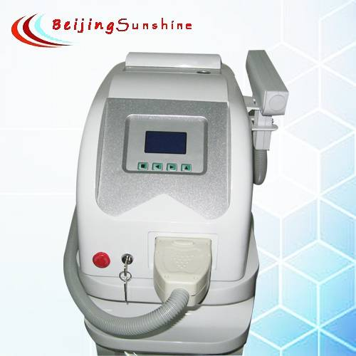 OEM 1064nm&532nm Professional Medical Tattoo removal machine model BJ056 for lipline removal