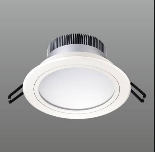 Energy saving residential light LED light on ceiling  8W/12W Manufacturer