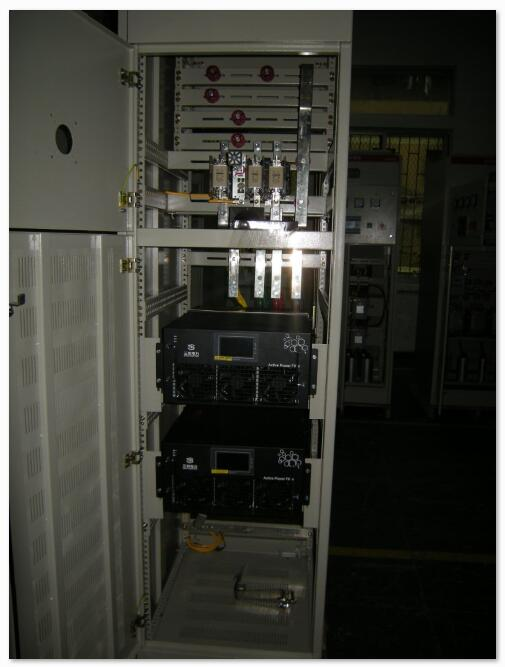 LIMC1 Intelligent low-voltage hybrid compensation device LC compensation with SVG compensation
