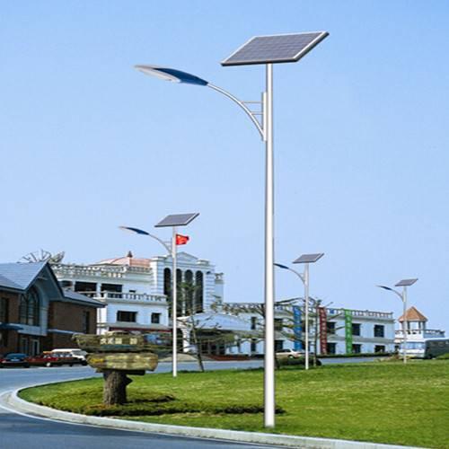 Professional Design Economical Type 5m Pole 30W Solar LED Light Street Light