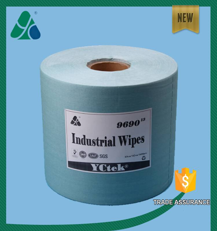 YCtek Non Woven Fabric General Wipes/ Industrial Cloth / Industrial Wipes