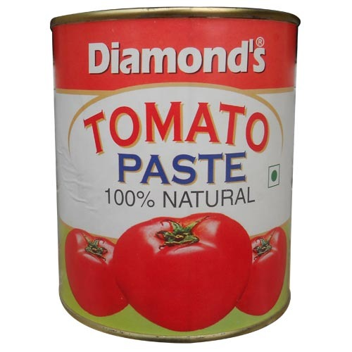 Canned Tomato Pastes