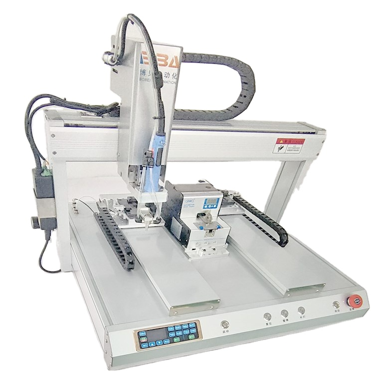 hot sale auto screwdriver machine robot for assembly line
