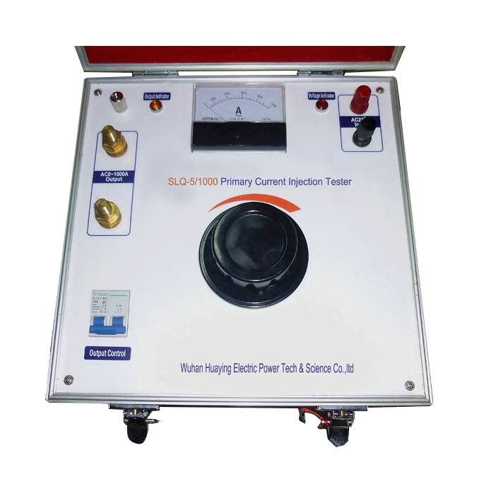 Primary Current Injection Test System SLQ