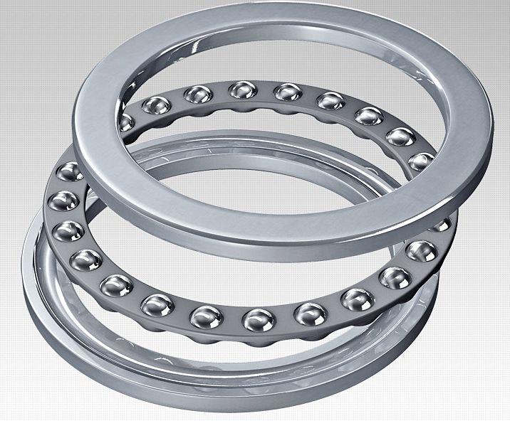 High quality China ball thrust bearing 51310
