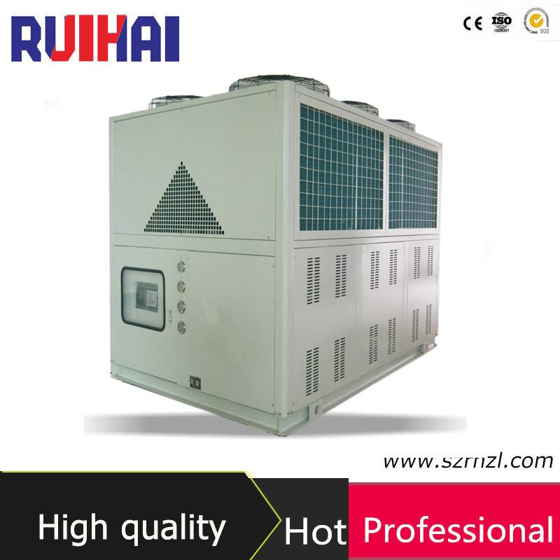 High Efficiency Air Cooled Scroll Industrial Chiller