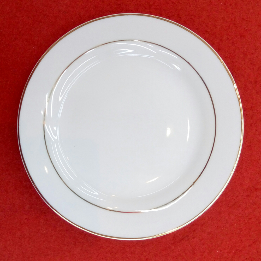 GGK design porcelain dinner plate