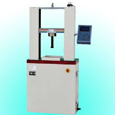 compression testing machine for iron ore pellet 15KN digital display ISO4700