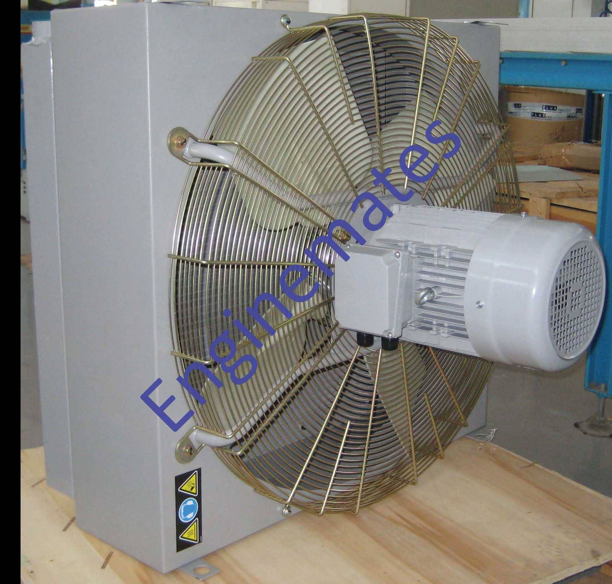 Oil Coolers for wind mills