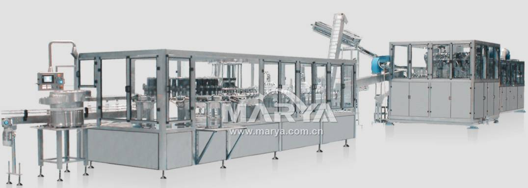 Plastic Bottle I.V. Automatic Production Line