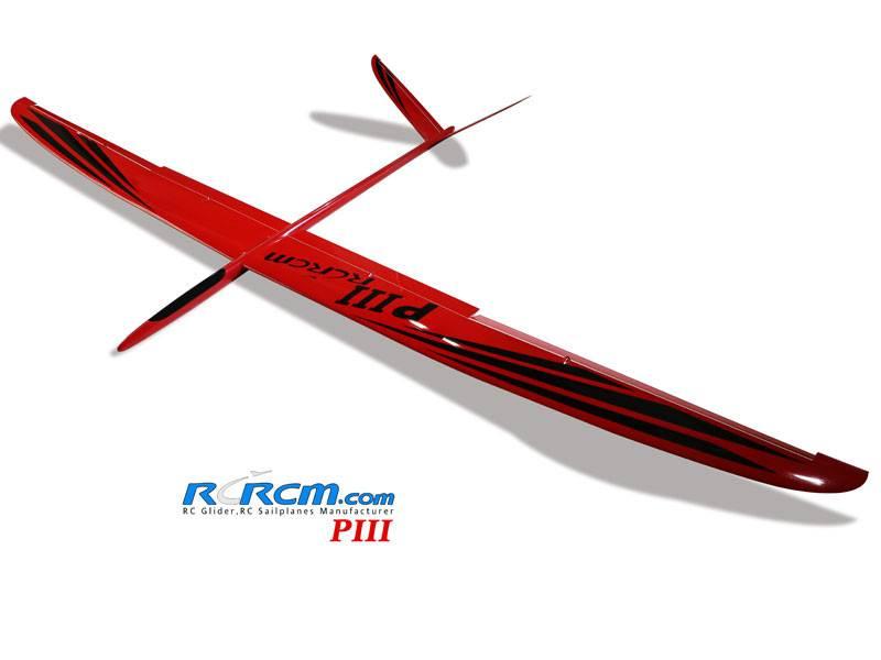 P3-2.96m motor composite glider