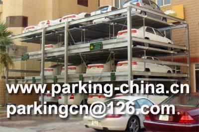 mechanical parking system
