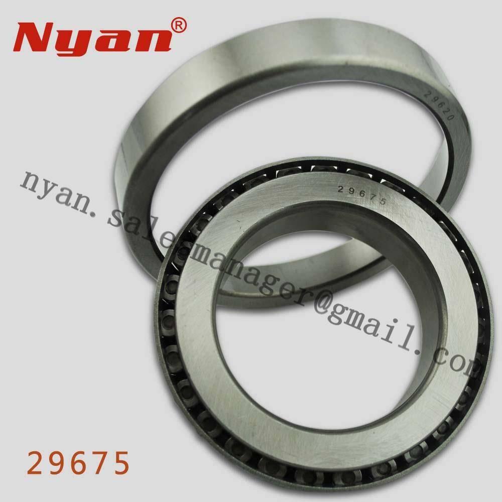 Excavator Bearings supplier manufacturer NYAN Bearing 29675