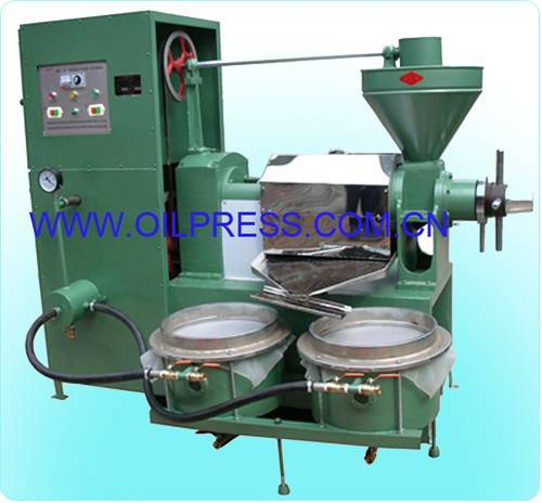 6YL-A series Integrated oil press machine