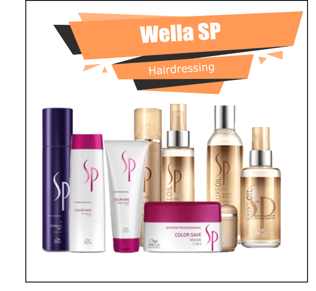 Wella SP Proffesional Hair Care Full Offer