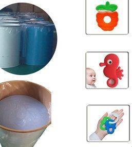 Baby Toy condensation type Liquid Silicone Rubber