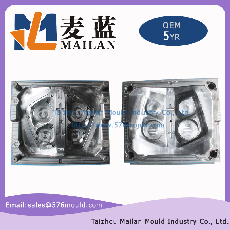 Headlight assembly Injection Mould