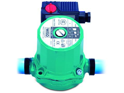 Circulation Pump for Solar Water Heating System