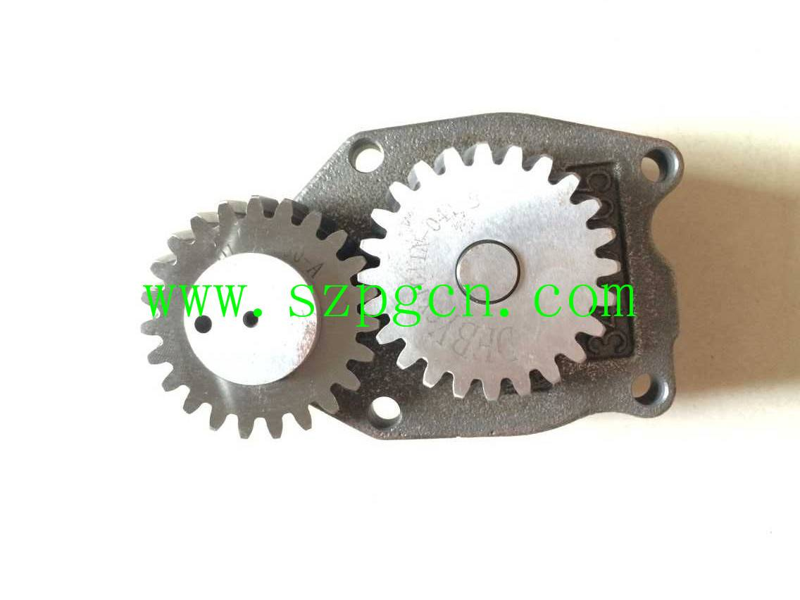 Diesel Engine 6CT 240V Oil Pump 3415365 3948071 for Excavator