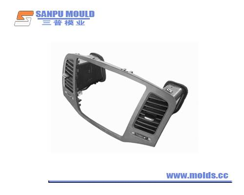 Car air outlet mold