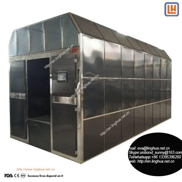 Ash collecting crematory equipment,cremator,cremation machine,crematorium equipment,incinerator