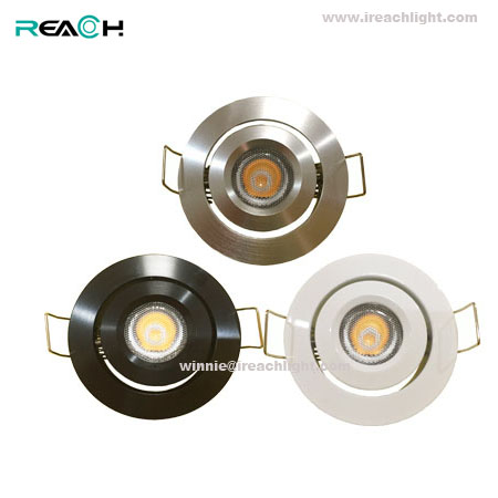 mini led downlight, 3W, 700mA, OR DC12V, cree led