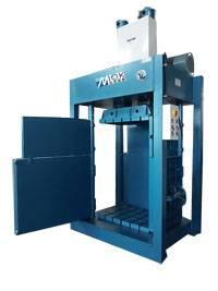 Fiber Baling Machine