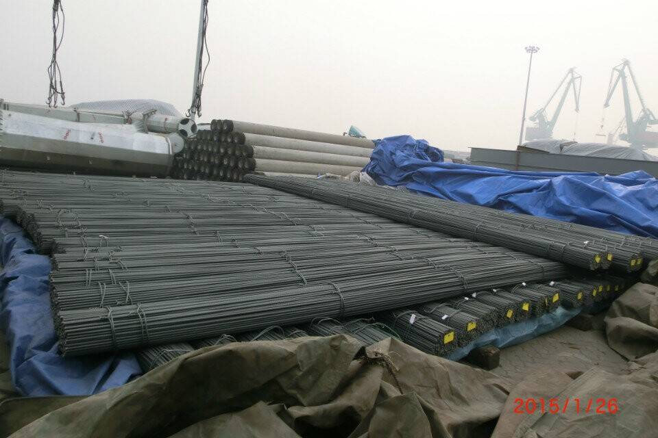 High Quality Deformed Steel Bar from Taigang Rolling Milling