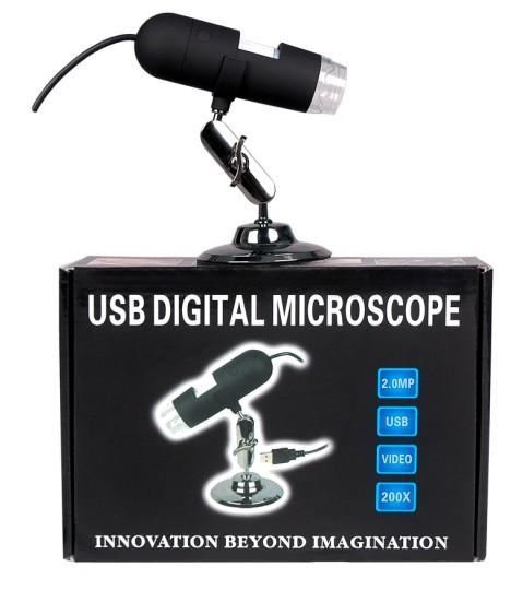 Portable USB Microscope, Handheld USB Microscope, USB Magnifier